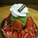 설빙 빙수 - 딸기 트리 설빙