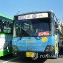 240번 버스 사건 논란 속 CCTV 확인