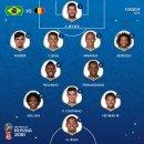 [H/L]2018 러시아 월드컵 브라질 VS 벨기에 하이라이트 리뷰