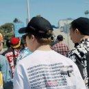 방탄소년단 원폭 티셔츠 일본 반응