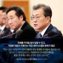 성폭력 사건 직접 나서던 문재인 대통령, 이윤택-고은 파문에는 '긴 침묵'