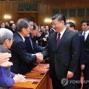 시진핑 연설 정면돌파 천명하다