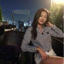 '로맨스 패키지' 106호, 강남 야경 밝히는 청순 외모 눈길