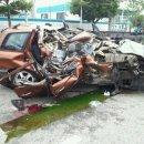 부산 교통사고, 감만동 교통사고가 일어나게 되다.