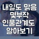 KBS 내일도 맑음 몇부작 인물관계도 시청률