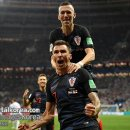 [골모음 영상] 크로아티아 대 잉글랜드, 크로아티아 역사상 첫 결승진출!!