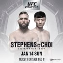 UFC Fight Night 스티븐스 vs 최두호