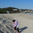오류고아라해변 도다리 낚시