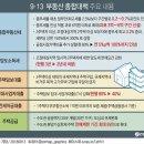 9.13 부동산 대책, 종부세 정리 - 세금폭탄?