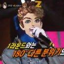 복면가왕 전격 Z 작전(박경)-끼부리지마(위너)[동영상/가사]