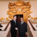 베트남에서 열일중인 이낙연 총리