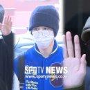 방탄소년단 출국, 리얼 슈스 홍콩 가다 [공항패션]
