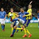 이탈리아 스웨덴 경기 후