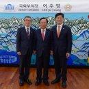 11.15 노형욱 국무조정실장과 정운현 국무총리비서실장 예방
