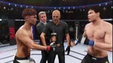 UFC 최두호 VS 김성오(영화 아저씨)