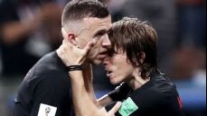 [크로아티아 VS 잉글랜드] MOM 페리시치 하이라이트 SBS 2018 FIFA 러시아 월드컵 104회