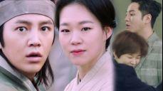 [스폐셜영상] 장근석·한예리 환상콤비 (feat.대박x육룡이나르샤)