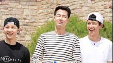 조인성-송중기-임주환, 촬영장 급습 '초토화' 《Running Man》 런닝맨 EP 383