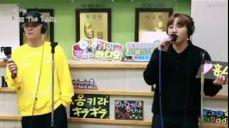 [세븐틴] 이홍기 부승관 - Wind Live (MR 제거 버전)