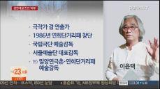이슈투데이] 김수희, '이윤택 성추행' 폭로..내용은?