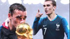 [프랑스 vs 크로아티아] MOM 그리즈만 하이라이트 SBS 2018 FIFA 러시아 월드컵 106회