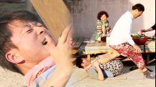 [단독] 제갈성렬, 끝내 들지 못한 100kg 이만기에 '굴욕' 백년손님 421회
