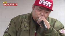 브랜뉴TV 7회 - 피타입 : 광화문 LIVE