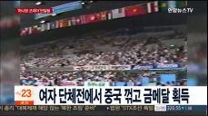 탁구에서 아이스하키로..남북 단일팀의 역사