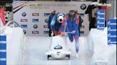 [월드컵 5차] 봅슬레이 2인승 - 좋은 성적을 기록한 알렉산드르 브레디킨 IBSF 월드컵 (봅슬레이, 스켈레톤) 58회