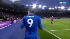 [레스터 vs 첼시] 혼전 상황을 마무리 짓는 바디의 동점골 잉글랜드 FA컵 46회