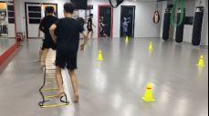 토요일도 수업 이런 폭염 날씨에는 에어컨♡ 천안 GX 건강 다이어트 킥복싱 두정동 운동 PT 단체 피티 복싱