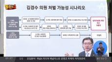 드루킹과 '시그널' 오간 김경수, 보좌관 500만 원도 모르쇠