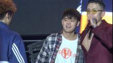 박재범 Jay Park + 김하온 (HAON) + 이병재 (Vinxen) :: 바코드 Bar Code (고등래퍼2, 힙합플레이야 페스티벌)