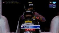 '세계랭킹 1위' 봅슬레이 원윤종·서영우, 현재 2위 IBSF 월드컵 (봅슬레이, 스켈레톤) 10회