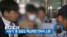 '드루킹' 특검, '서유기' 등 경공모 핵심회원 잇따라 소환
