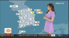 [날씨] 전국 황사 영향..오전까지 수도권 초미세먼지↑