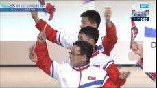 [개회식] 선수단 입장, 중국과 북한 입장 2017 삿포로 동계 아시안게임 1회