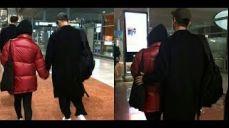송중기 역시 다정다감한 남편이다   Song Joong-ki and Song Hye-kyo 송혜교 송중기