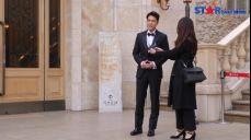 [S영상] 한채영-장혁-이소연-배수빈 등, '조현재 결혼을 축하하는 스타들' (조현재 결혼식)