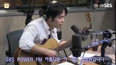 말하고 있어,김지수라이브(아름다운이아침김창완입니다,아침창 2014년 4월 16일)