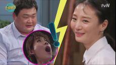 돌발상황!!!! 조은지, ′김옥비만′ 김준현과의 한 판 승부!