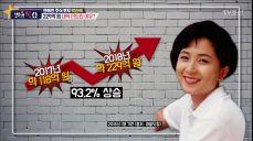 연예인 주식 부자 박순애 대박 터트린 이유?